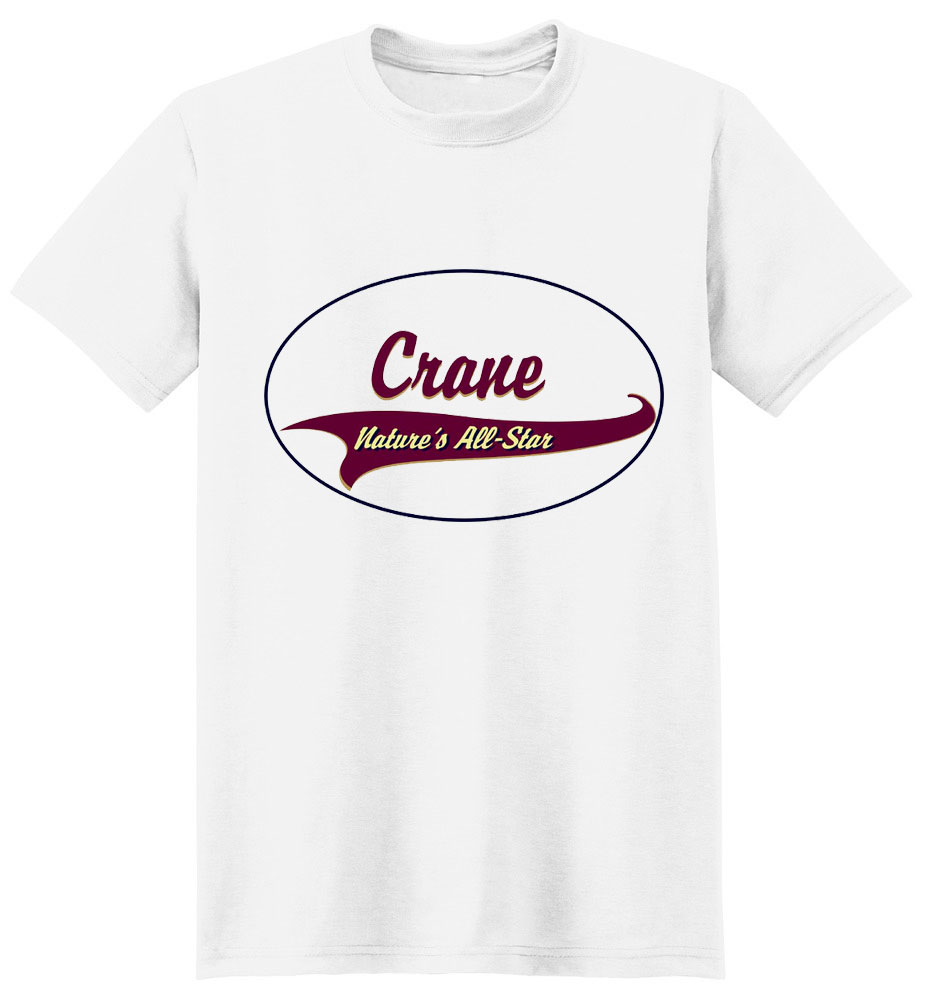 Crane T-Shirt - Breed of Champions