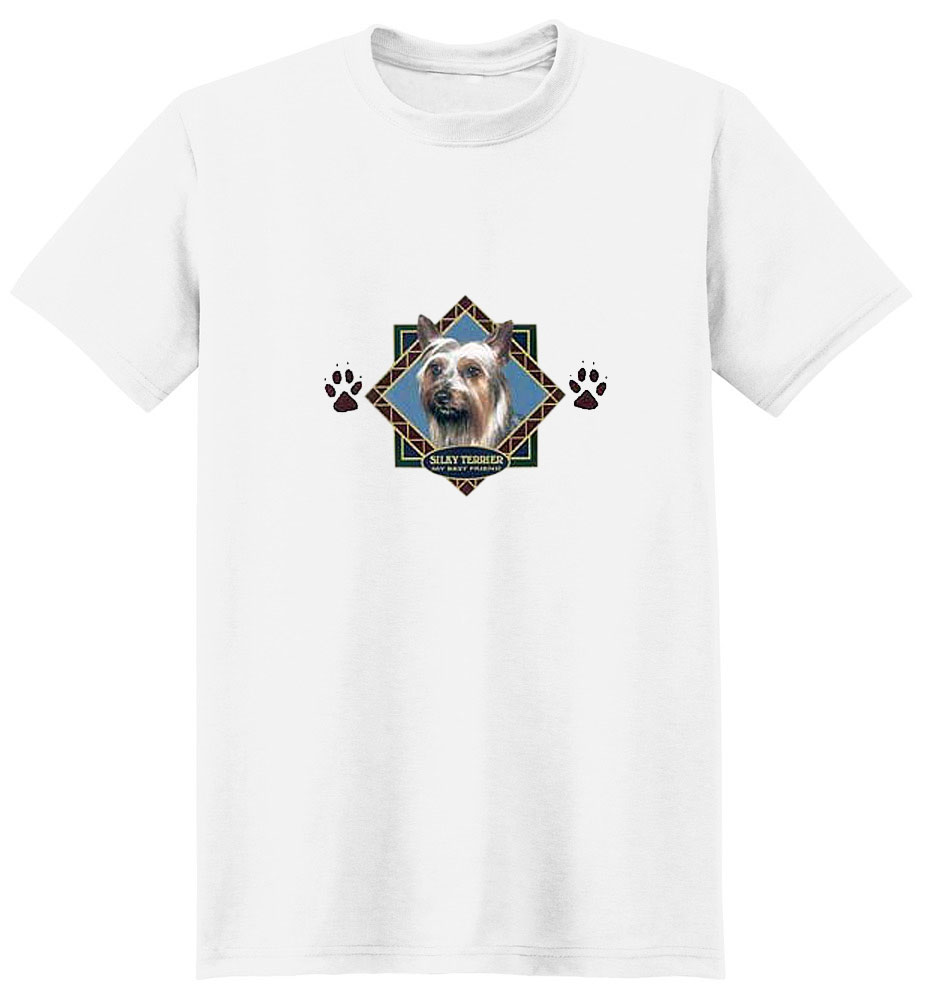 Silky Terrier T-Shirt - Diamond Collection
