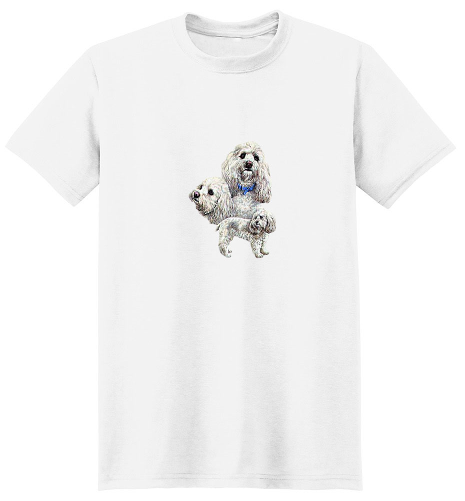 Cockapoo T-Shirt - Best Friends