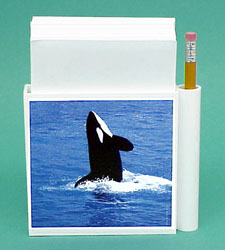 Orca Whale Hold-a-Note