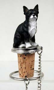 Chihuahua Bottle Stopper