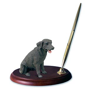 Labrador Retriever Chocolate Pen Holder