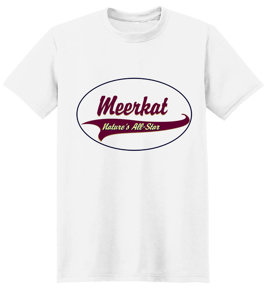 Meerkat T-Shirt - Breed of Champions