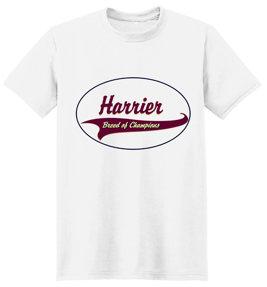 Harrier T-Shirt - Breed of Champions