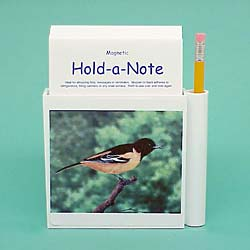 Oriole Hold-a-Note