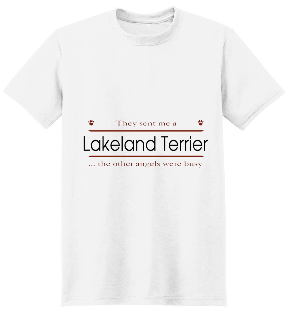 Lakeland Terrier T-Shirt - Other Angels