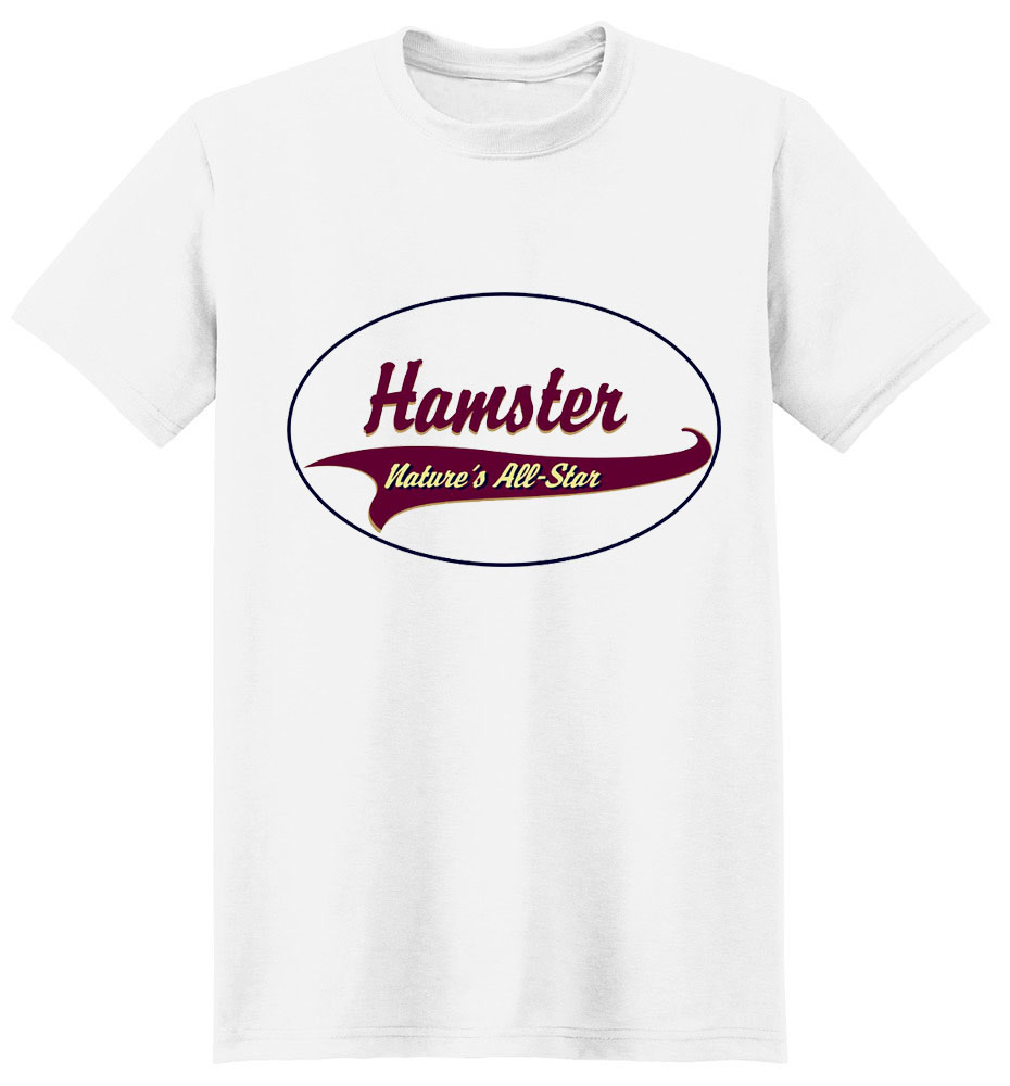 Hamster T-Shirt - Breed of Champions