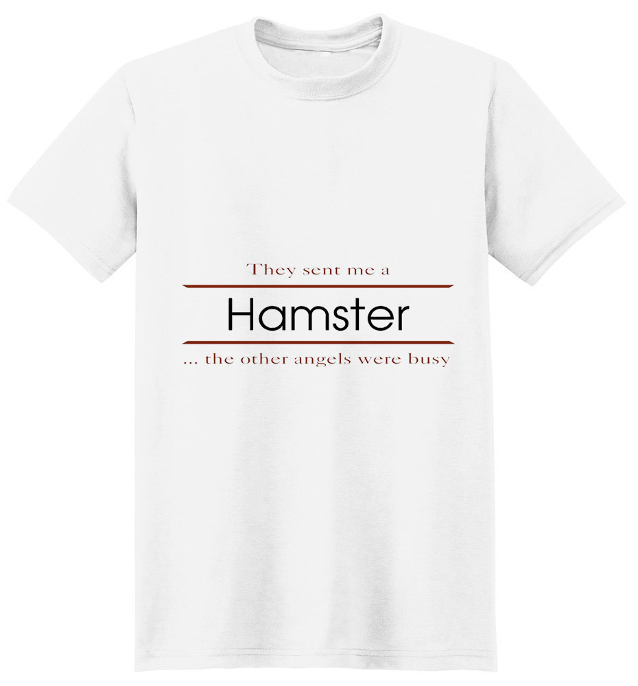 Hamster T-Shirt - Other Angels
