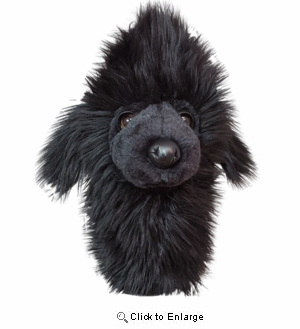 """Poodle Golf Headcover """" hybrid"""""""