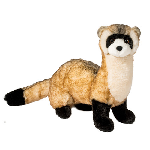 Ferret Plush Stuffed Animal