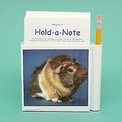 Guinea Pig Hold-a-Note