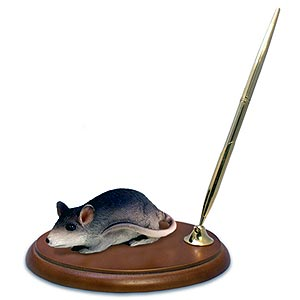 Mouse Pen Holder