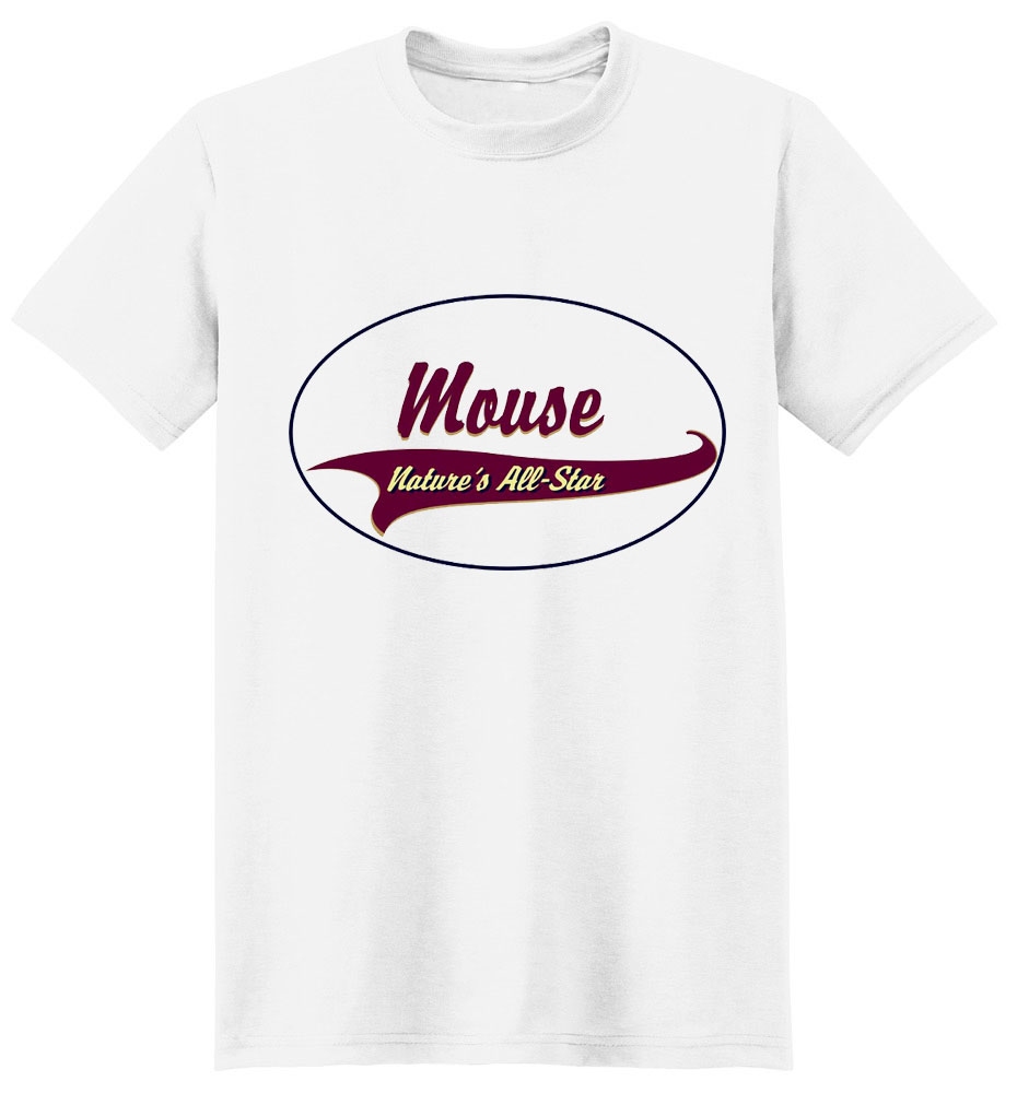 Mouse T-Shirt - Breed of Champions