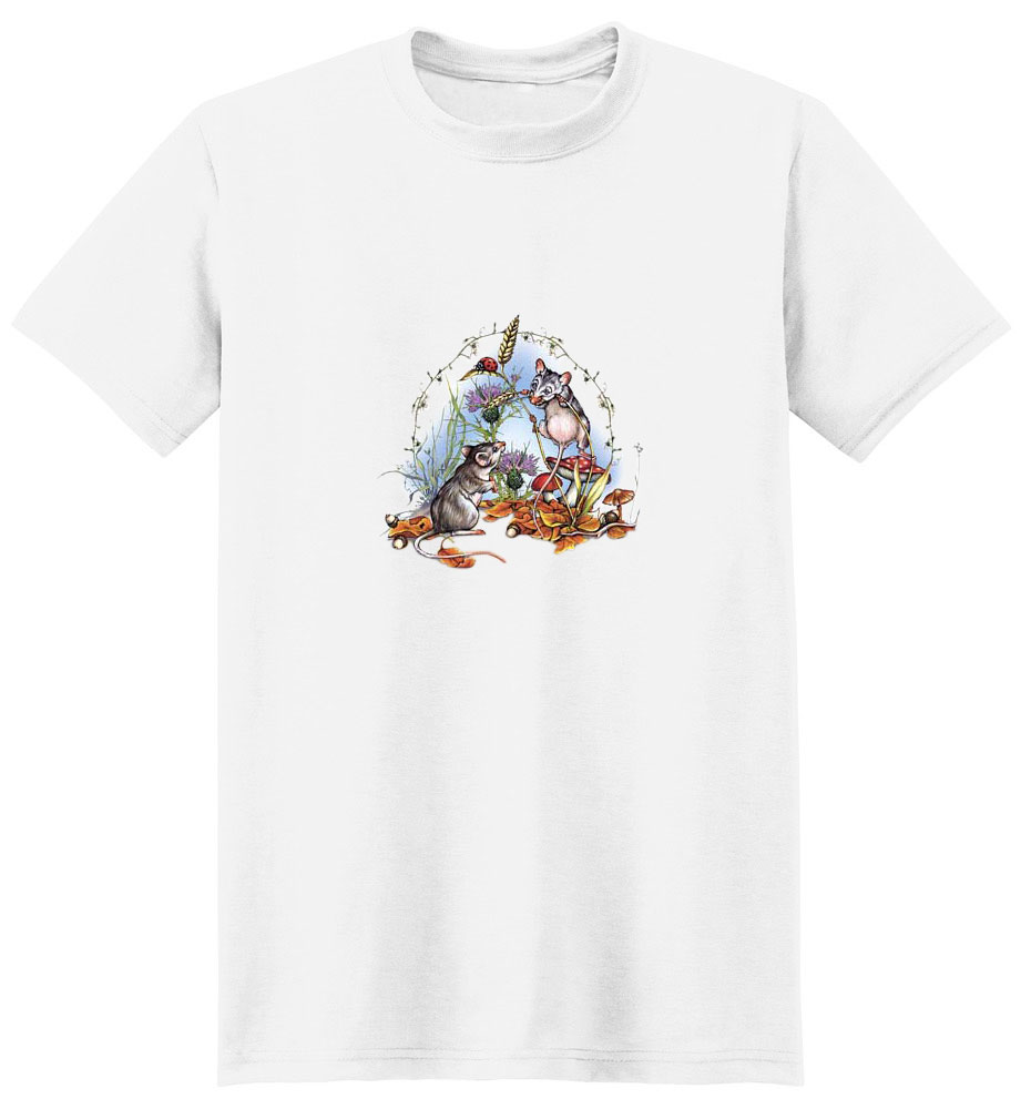 Mouse T-Shirt - Scenic