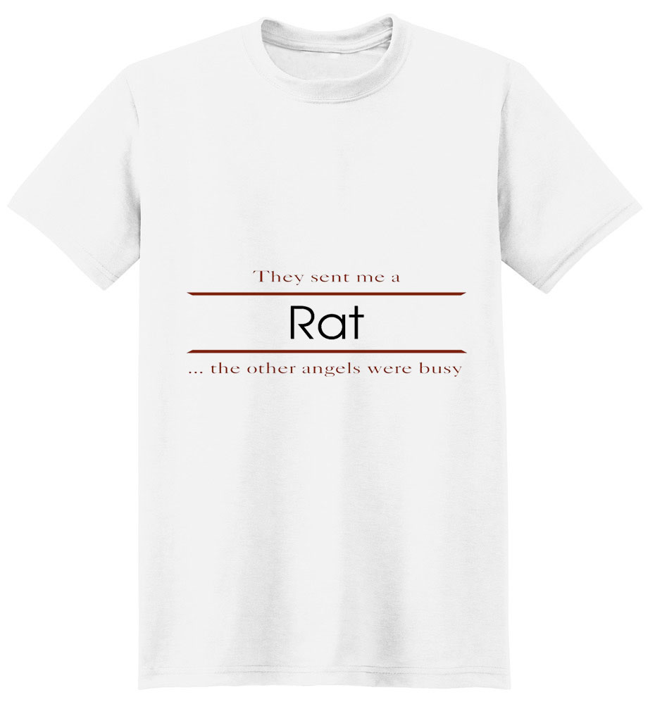 Rat T-Shirt - Other Angels