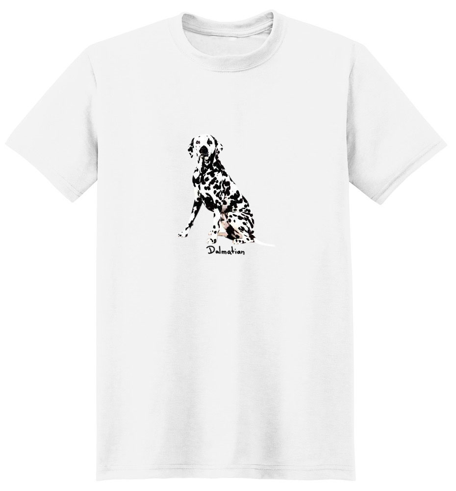 Dalmatian T-Shirt - Perfectly Portrayed