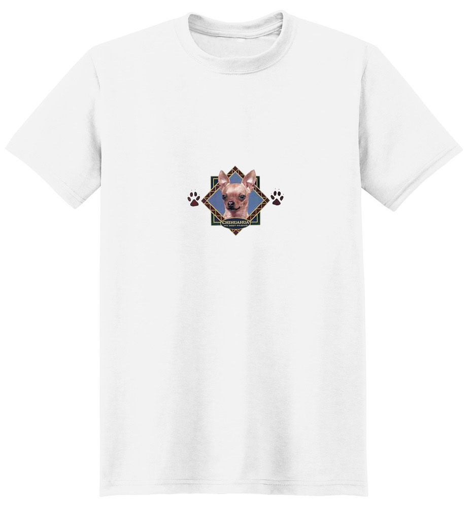Chihuahua T-Shirt - Diamond Collection