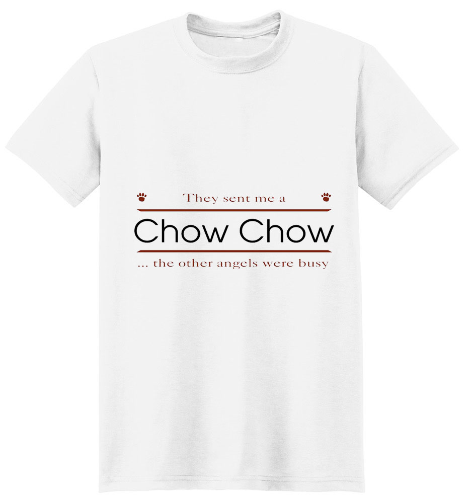 Chow Chow T-Shirt - Other Angels