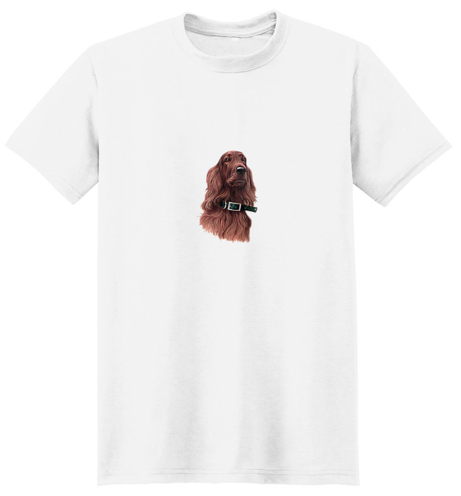 Irish Setter T-Shirt - Jim Killen