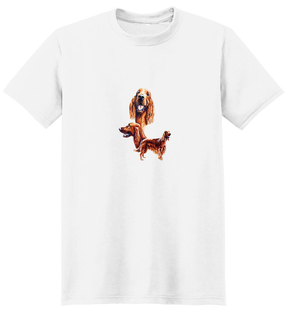 Irish Setter T-Shirt - Best Friends