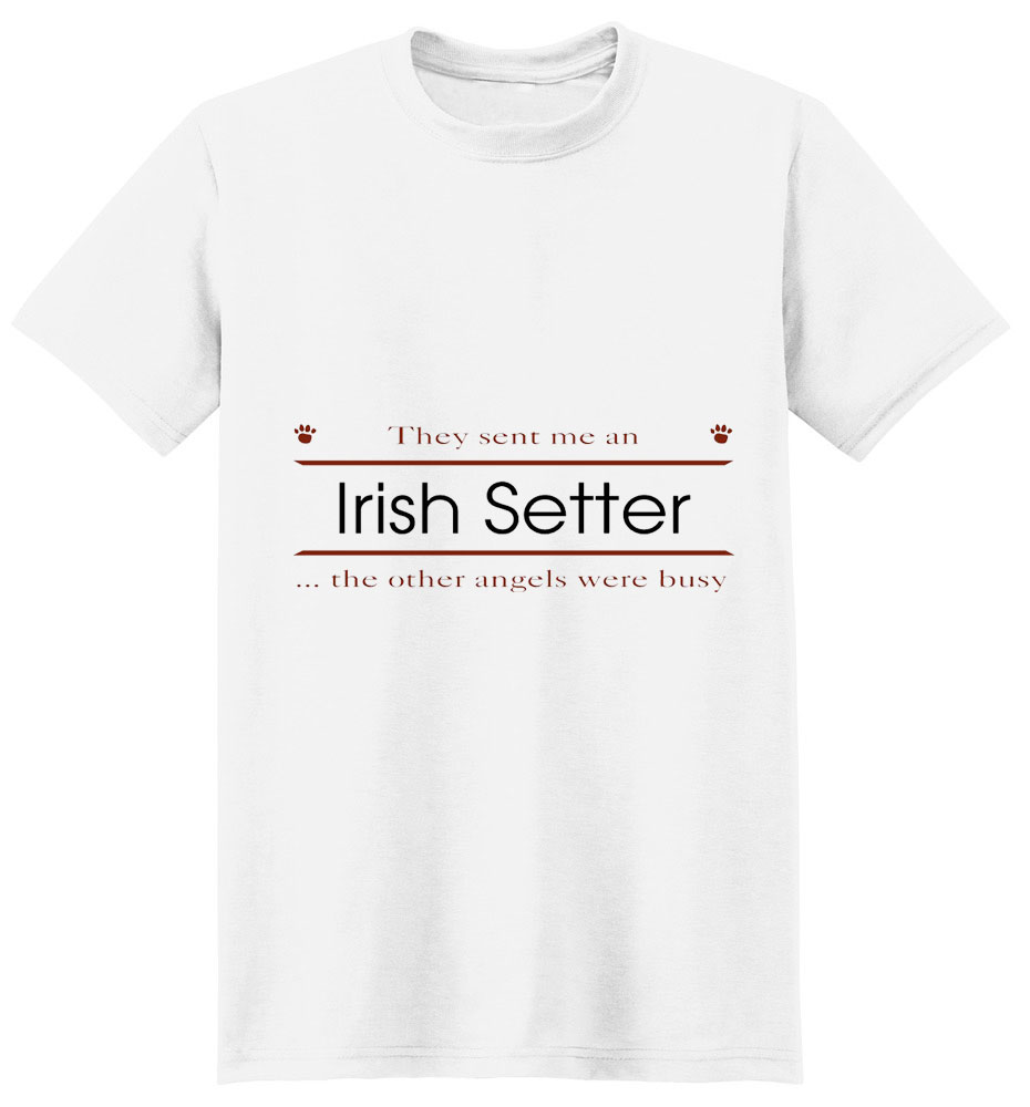 Irish Setter T-Shirt - Other Angels