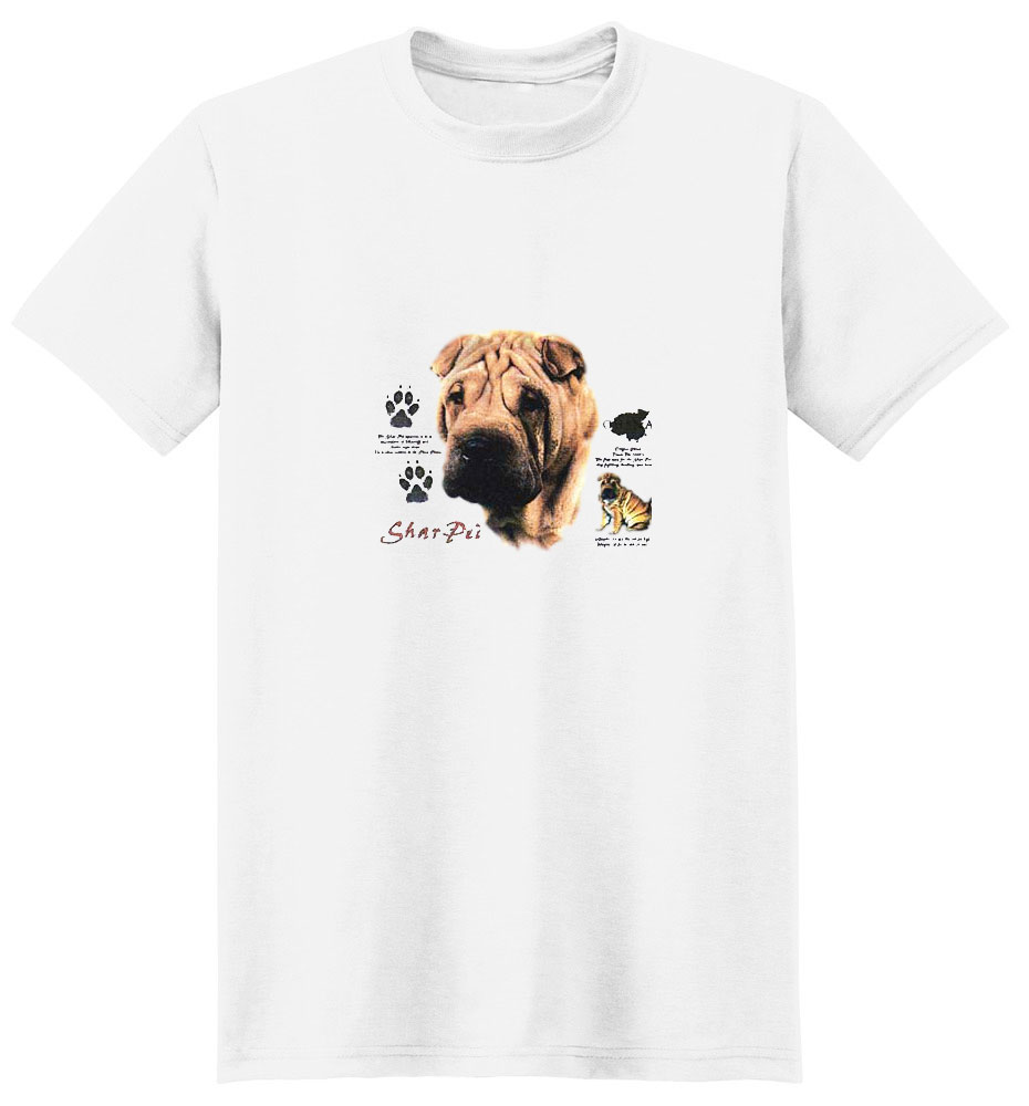 Shar Pei T-Shirt - History Collection