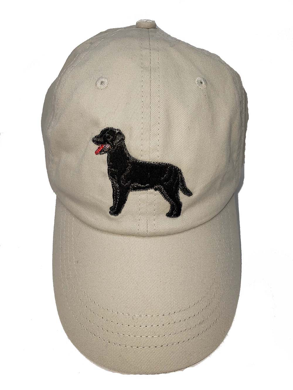 Black Lab Hat