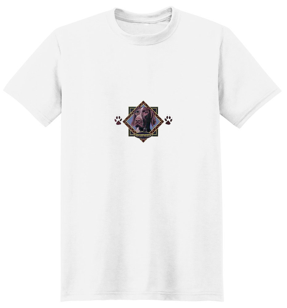 German Shorthaired Pointer T-Shirt - Diamond Collection