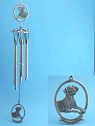 German Shorthaired Pointer Windchime