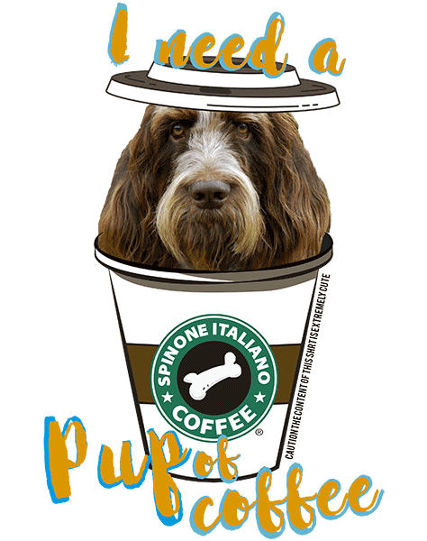 Spinone Italiano T Shirt - Coffee Mug