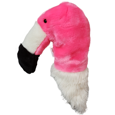 Flamingo Golf Head Cover