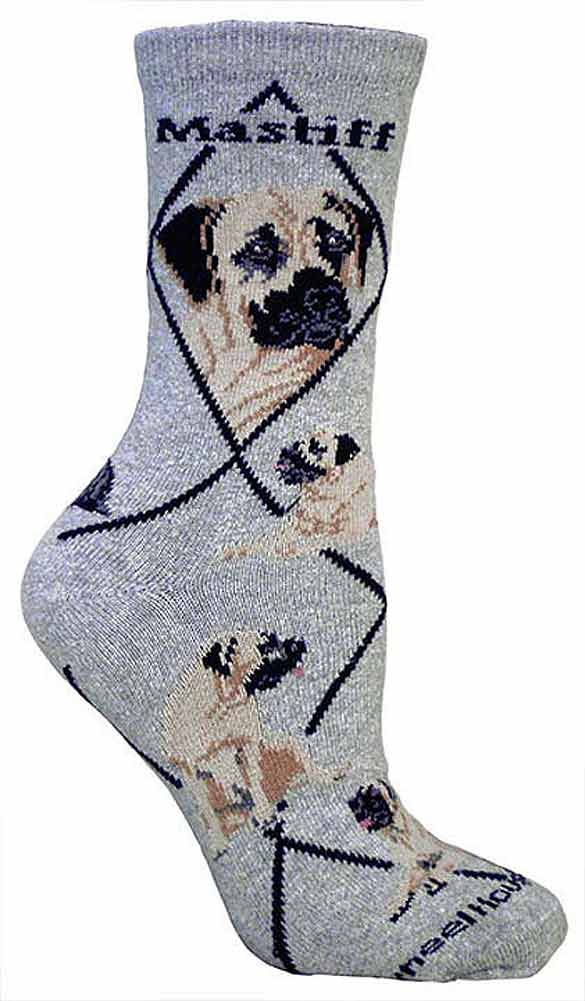 Mastiff Socks