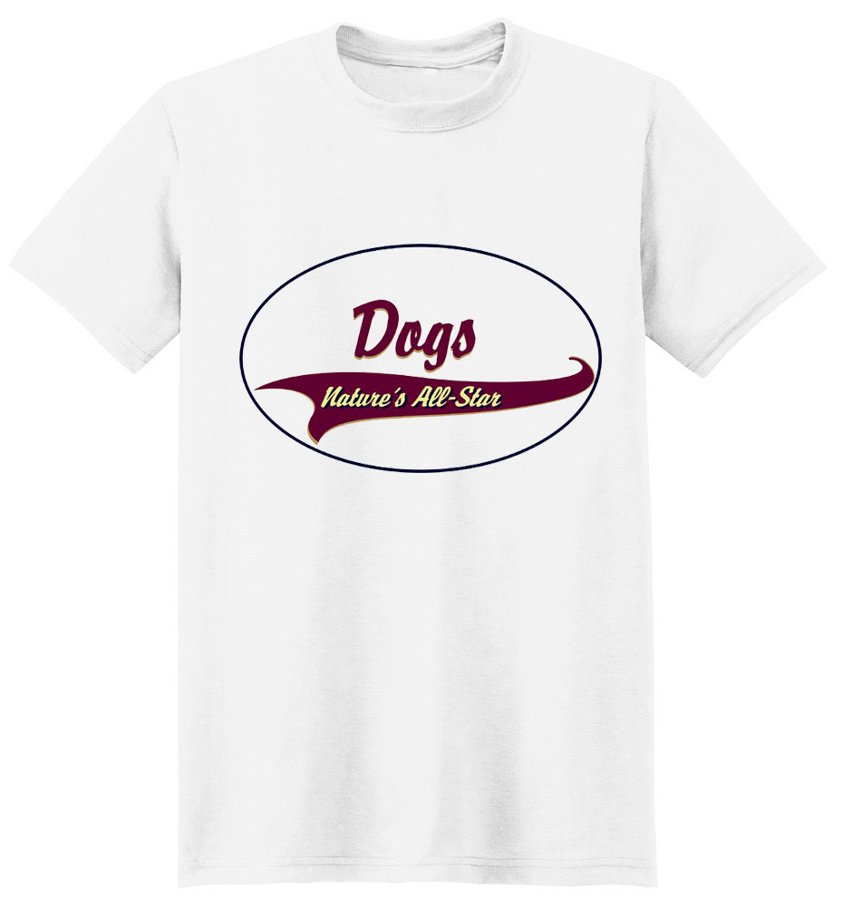 Dog T-Shirt - Breed of Champions