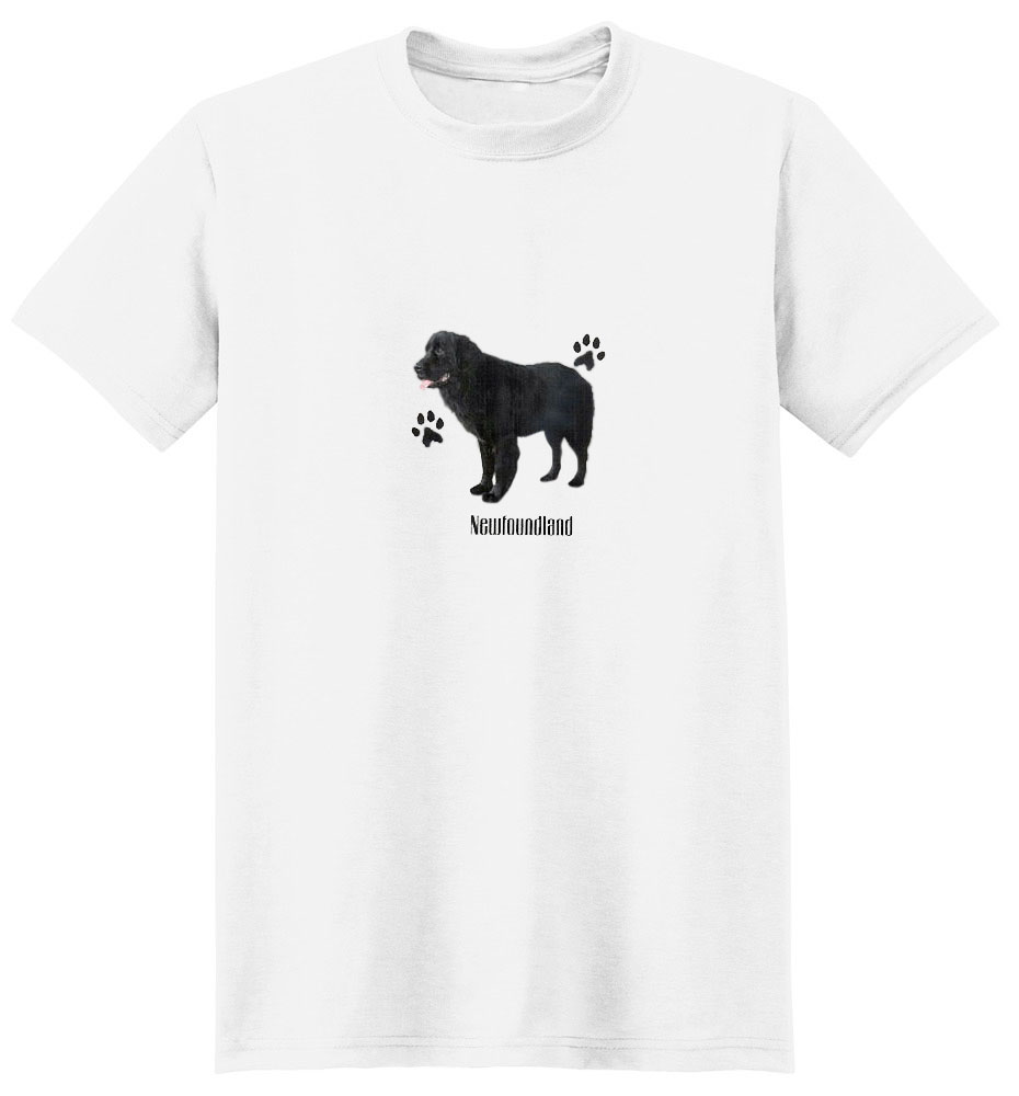 Newfoundland T-Shirt - Profiles