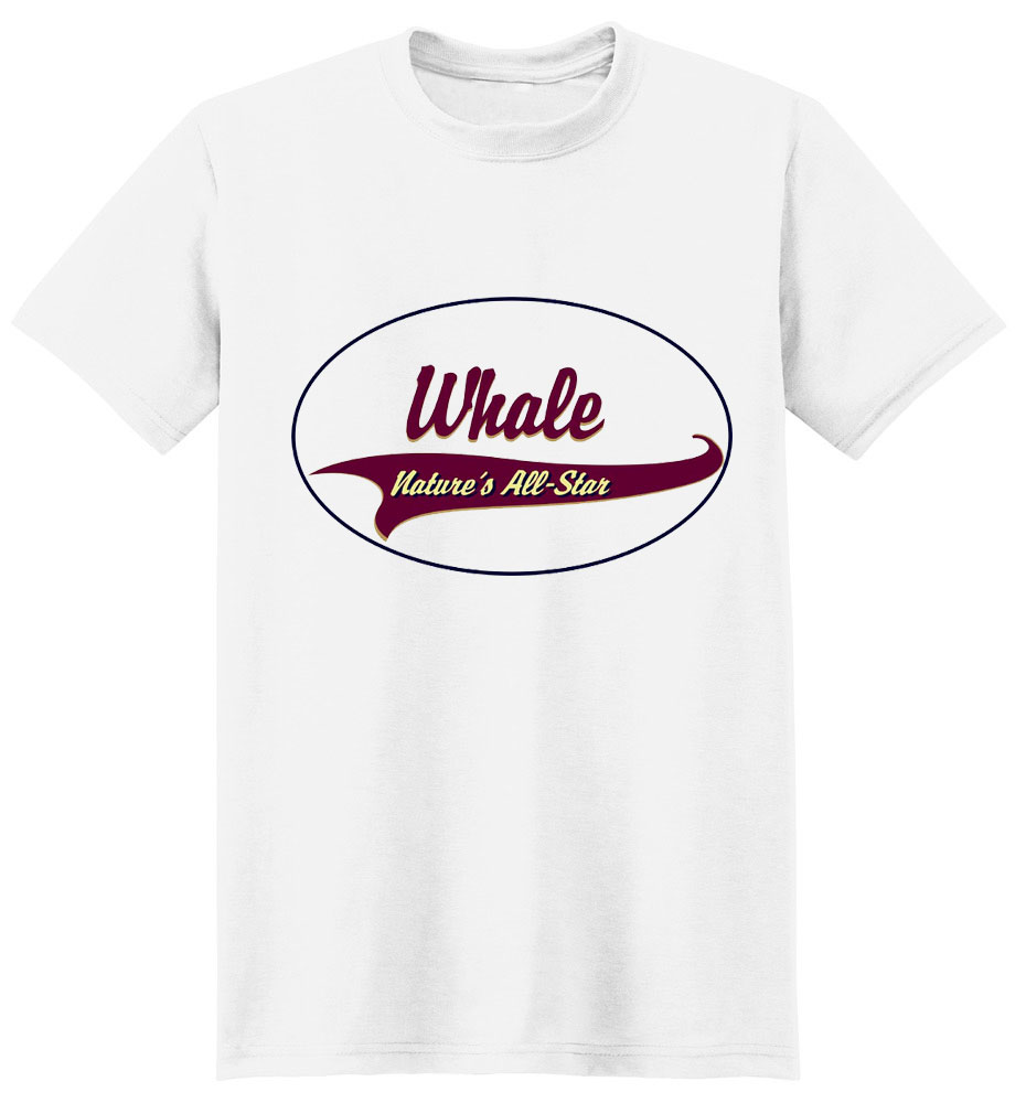 Whale T-Shirt - Breed of Champions