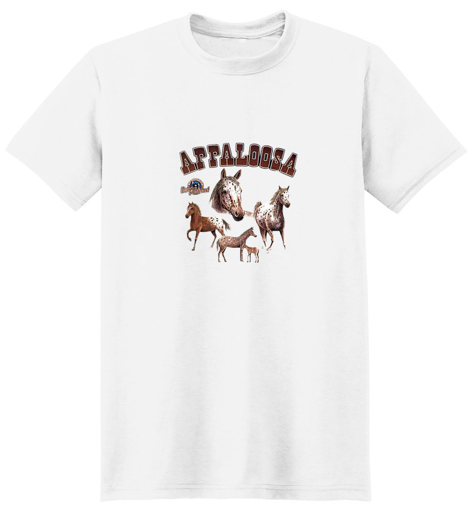 Appaloosa T-Shirt - Majestic