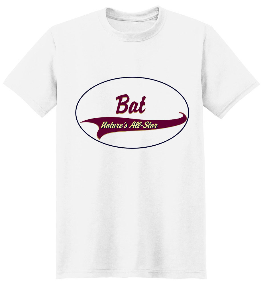 Bat T-Shirt - Breed of Champions
