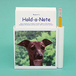 Italian Greyhound Hold-a-Note