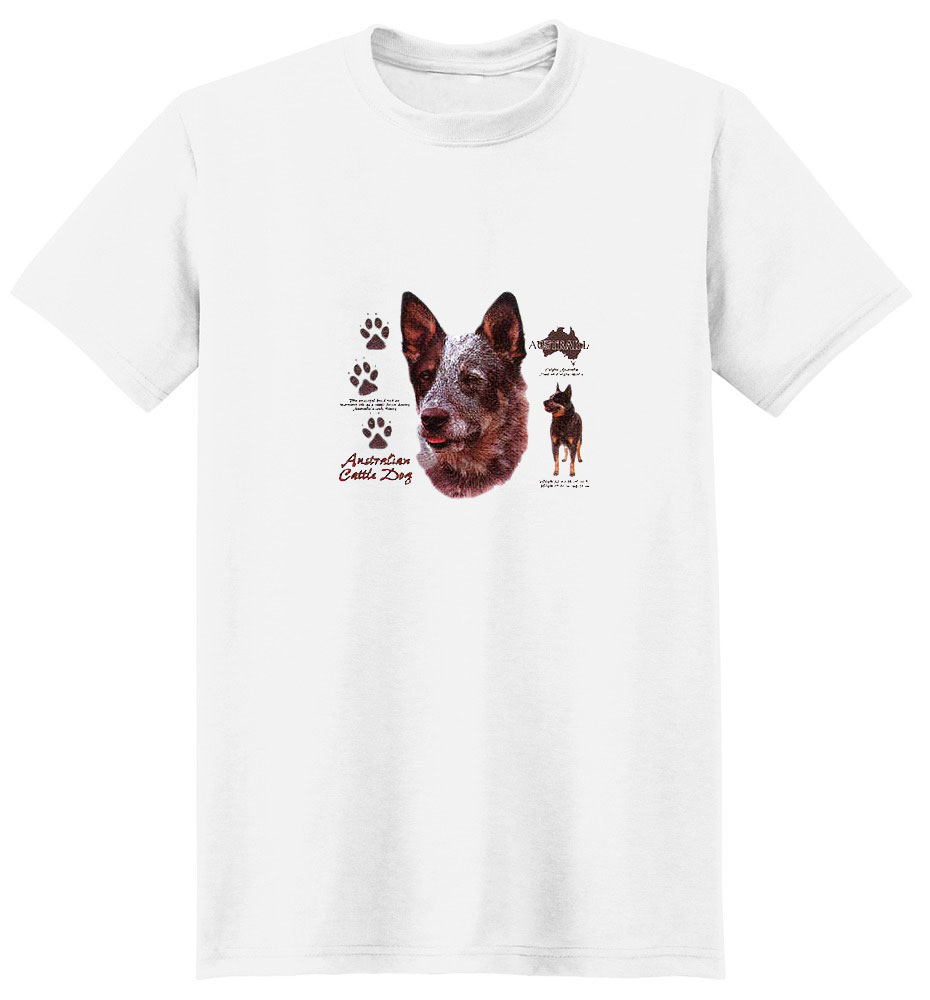 Blue Heeler T-Shirt - History Collection