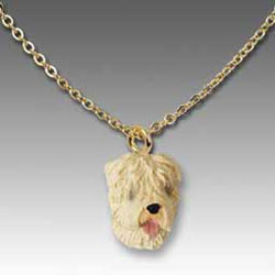 Wheaten Terrier Necklace