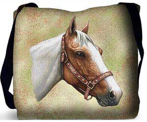 Paint Horse Tote Bag (Pinto)