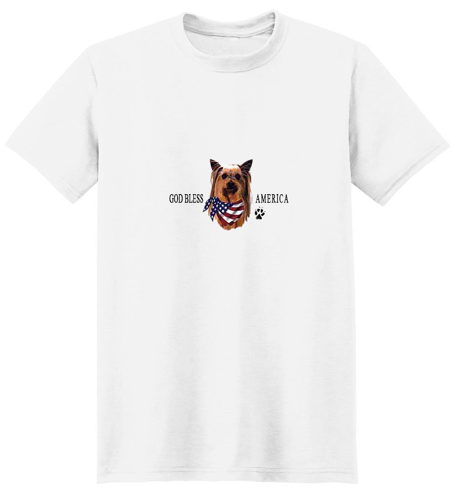 Yorkshire Terrier T-Shirt - American Dog