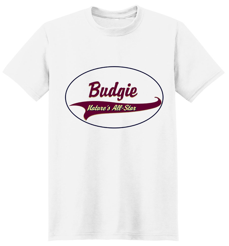 Budgie T-Shirt - Breed of Champions