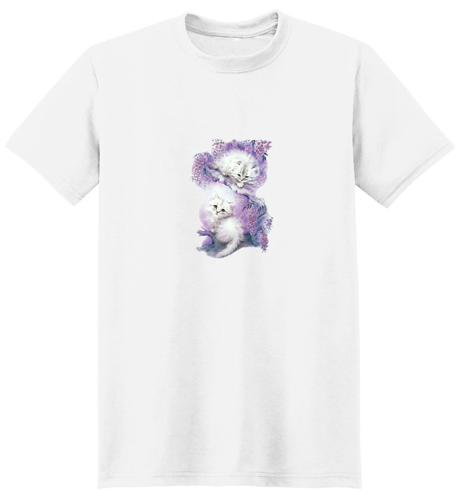 Himalayan Cat T-Shirt - Kittens