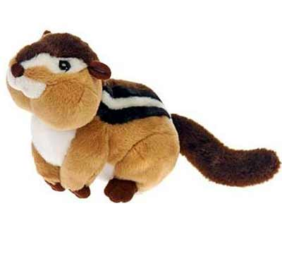 Chipmunk Plush