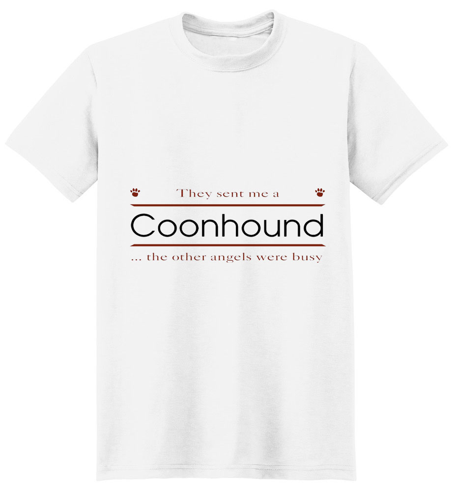 Coonhound T-Shirt - Other Angels