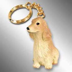 English Cocker Spaniel Keychain
