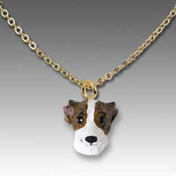Whippet Necklace