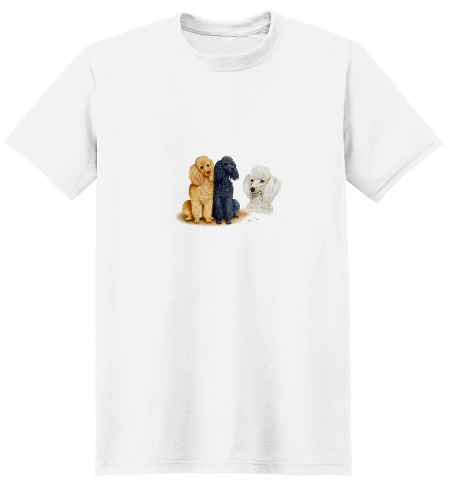 Poodle T-Shirt - Family
