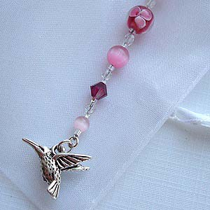 Hummingbird Bookmark